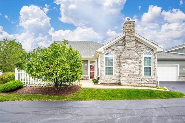 121 Abbey Drive, Springboro, OH 45066 (MLS #850100) :: The Gene Group
