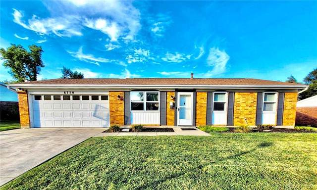 6750 Glenhills Drive, Clayton, OH 45322 (MLS #850109) :: Bella Realty Group