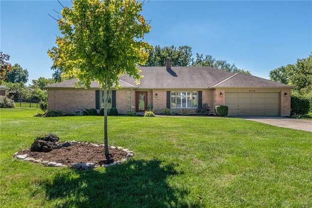 1520 Wardmier Drive, Washington TWP, OH 45459 (MLS #850142) :: Bella Realty Group