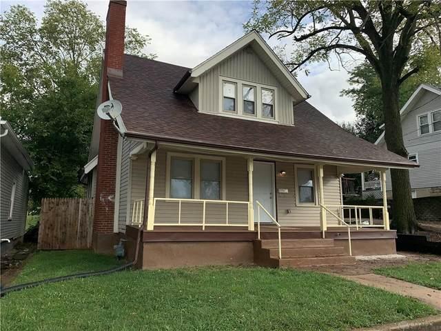 2021 Auburndale Avenue, Harrison Twp, OH 45414 (MLS #850152) :: The Westheimer Group