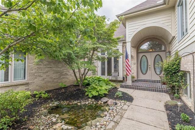 10581 Willow Brook Road, Washington TWP, OH 45458 (MLS #850185) :: The Westheimer Group