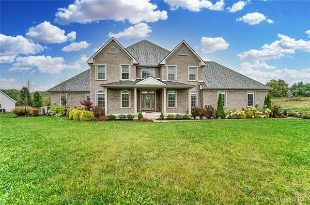 5913 Fowler Road, Mad River Township, OH 45323 (#850208) :: Century 21 Thacker & Associates, Inc.