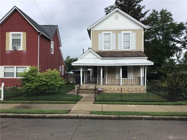 247 Grove Avenue, Dayton, OH 45404 (MLS #850241) :: The Westheimer Group