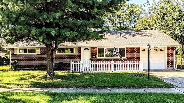 4583 Cordell Drive, Dayton, OH 45439 (MLS #850262) :: Bella Realty Group