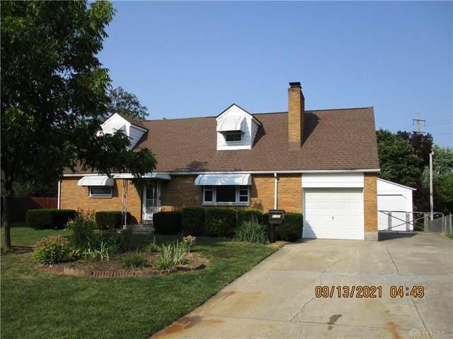 2197 Stocker Drive, Kettering, OH 45429 (MLS #850263) :: Bella Realty Group
