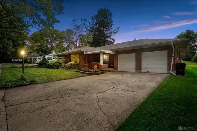 2815 Ida Avenue, Dayton, OH 45405 (MLS #850273) :: The Westheimer Group