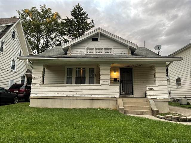 905 Sunnyview Avenue, Dayton, OH 45406 (MLS #850275) :: Bella Realty Group