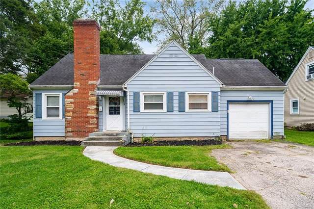 324 Anniston Drive, Dayton, OH 45415 (MLS #850286) :: The Westheimer Group