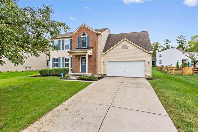 1929 Michelle Lane, Middletown, OH 45044 (MLS #850298) :: The Westheimer Group