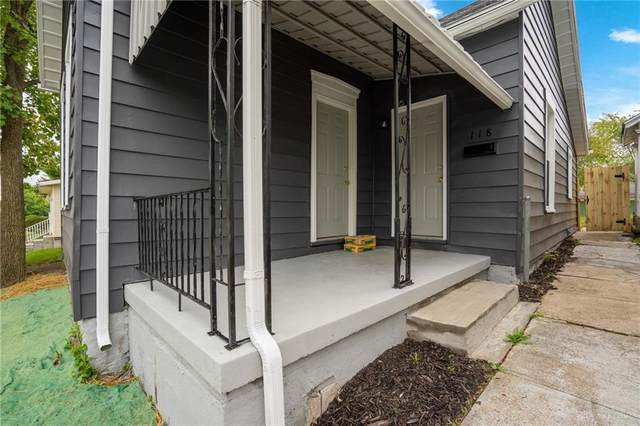 118 Grove Avenue, Dayton, OH 45404 (MLS #850303) :: The Westheimer Group