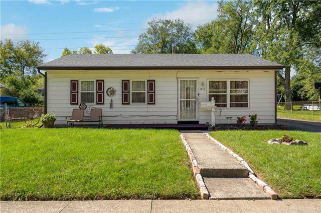 1465 Courter Street, Dayton, OH 45417 (MLS #850310) :: The Westheimer Group