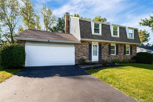 65 Bayberry Drive, Springboro, OH 45066 (MLS #850372) :: The Westheimer Group