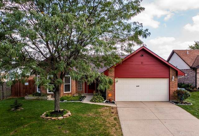 8488 Lone Tree Drive, Huber Heights, OH 45424 (MLS #850412) :: The Westheimer Group