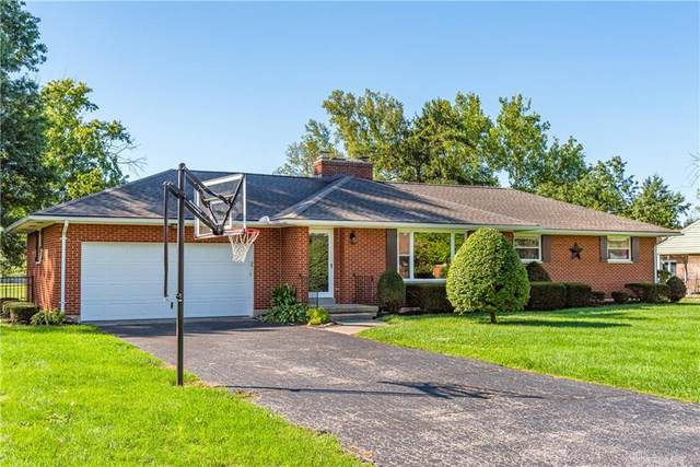 7061 Yorkshire Drive, Dayton, OH 45414 (MLS #850461) :: The Westheimer Group