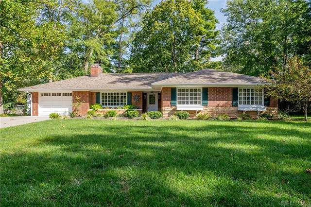 3552 Lenox Drive, Kettering, OH 45429 (MLS #850479) :: The Westheimer Group