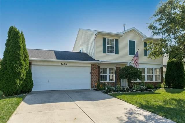 1246 Sunset Drive, Englewood, OH 45322 (#850491) :: Century 21 Thacker & Associates, Inc.