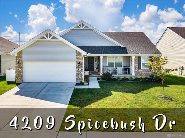 4209 Spicebush Drive, Tipp City, OH 45371 (MLS #850524) :: The Westheimer Group