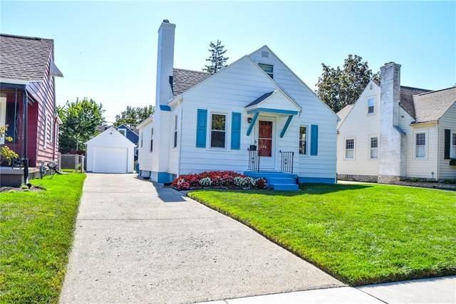 336 Cushing Avenue, Kettering, OH 45429 (MLS #850560) :: Bella Realty Group