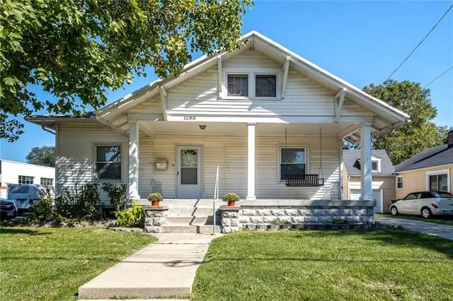 1293 N Detroit Street, Xenia, OH 45385 (MLS #850569) :: Bella Realty Group