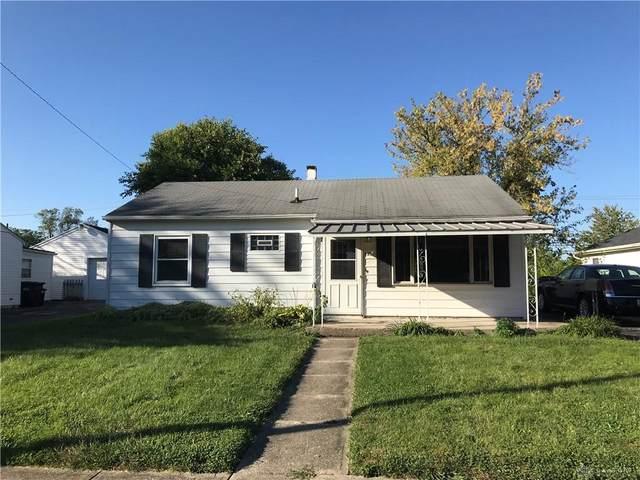 757 Spartan Avenue, Vandalia, OH 45377 (MLS #850595) :: Bella Realty Group