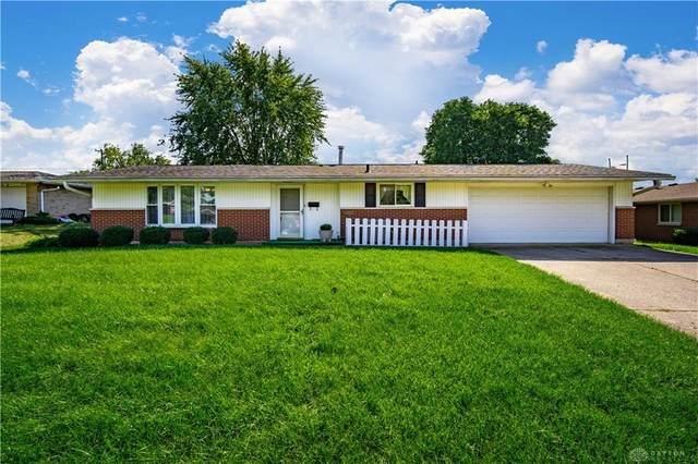 1050 Peidmont Drive, Fairborn, OH 45324 (#850602) :: Century 21 Thacker & Associates, Inc.