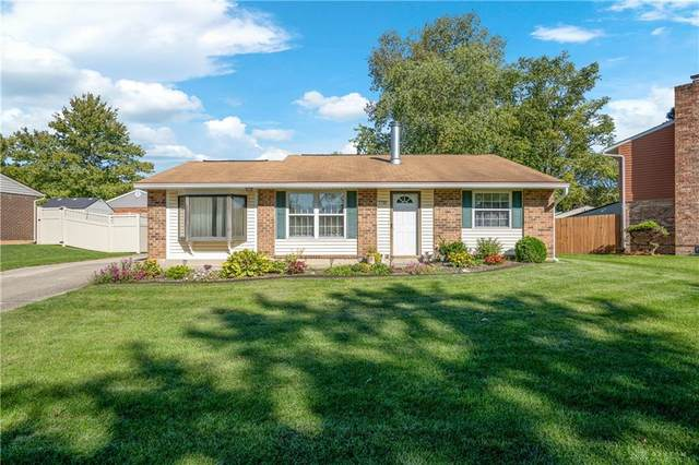 7710 Rustic Woods Drive, Huber Heights, OH 45424 (MLS #850643) :: The Westheimer Group
