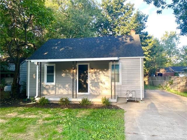 3220 Mohawk Street, Middletown, OH 45044 (MLS #850699) :: The Gene Group