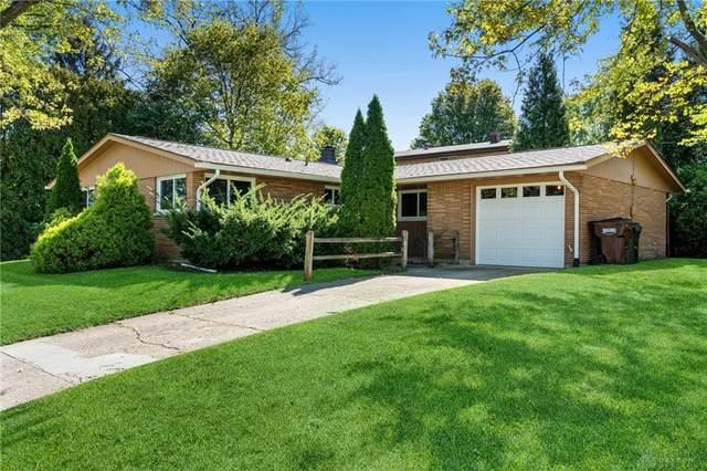 310 E Doris Drive, Fairborn, OH 45324 (MLS #850734) :: Bella Realty Group