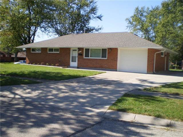 5803 Beecham Drive, Huber Heights, OH 45424 (MLS #850794) :: The Westheimer Group