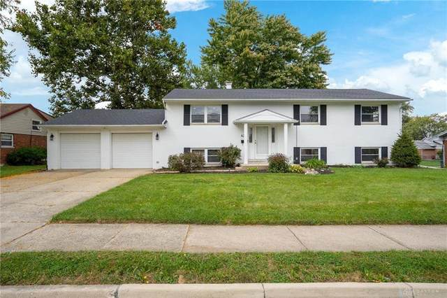 421 E Alkaline Springs Road, Butler Township, OH 45377 (MLS #850801) :: The Westheimer Group