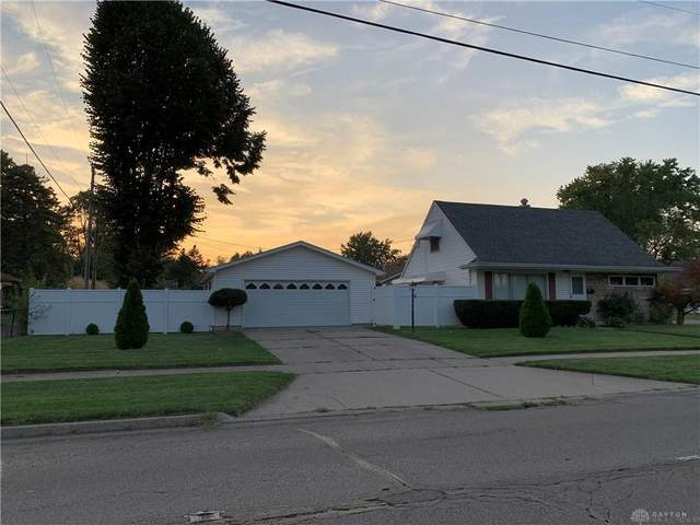 2051 S Smithville Road, Kettering, OH 45420 (MLS #850808) :: Bella Realty Group