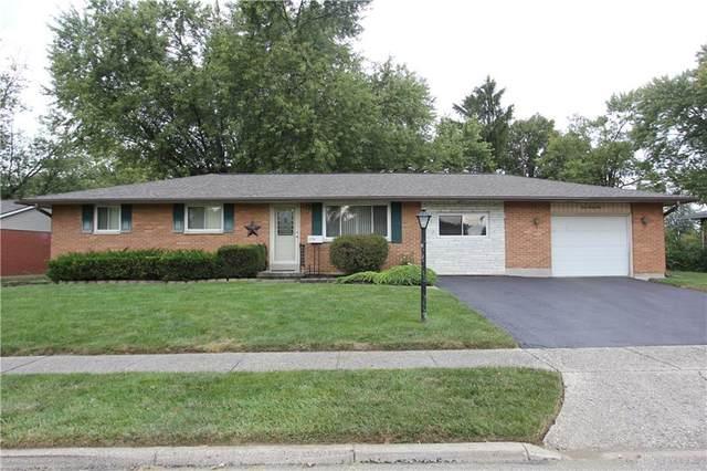 1029 Romanus Drive, Vandalia, OH 45377 (MLS #850904) :: Bella Realty Group