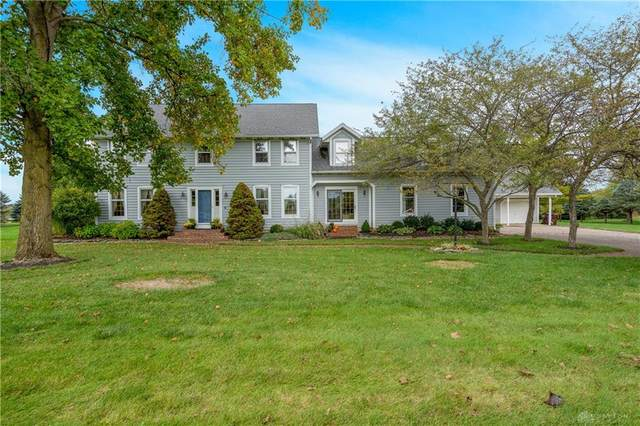 2705 Ginghamsburg Frederick Road, Tipp City, OH 45371 (MLS #850925) :: The Westheimer Group