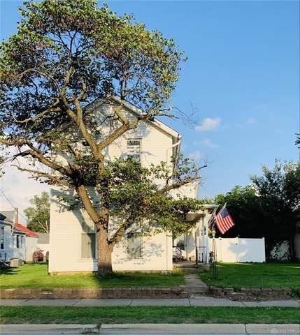 616 N Barron Street, Eaton, OH 45320 (MLS #850954) :: The Gene Group