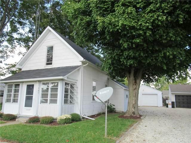 305 E 1st Street, Arcanum, OH 45304 (MLS #850998) :: Bella Realty Group