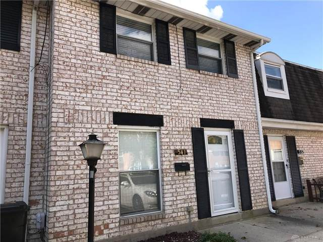 541 Adrian Court, Brookville, OH 45309 (MLS #851028) :: The Westheimer Group