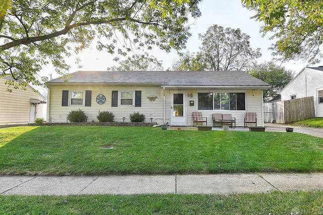 2505 Edenhill Avenue, Kettering, OH 45420 (#851031) :: Century 21 Thacker & Associates, Inc.