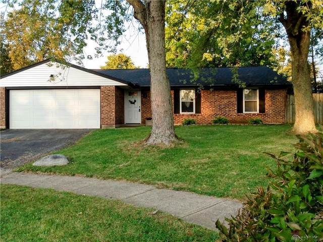 6620 Teakwood Court, Huber Heights, OH 45424 (MLS #851032) :: The Westheimer Group