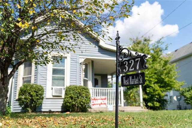 327 W Market Street, Troy, OH 45373 (MLS #851063) :: The Westheimer Group