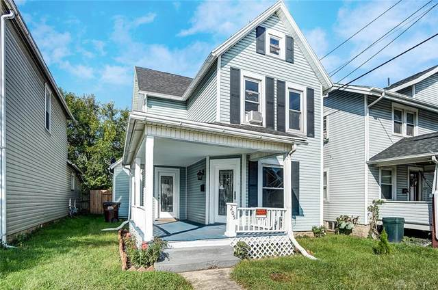 205 N Bechtle Avenue, Springfield, OH 45504 (MLS #851065) :: The Gene Group