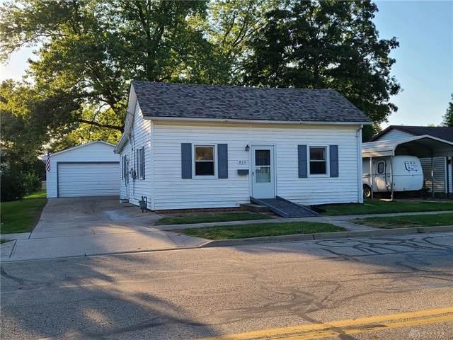 819 Aukerman Street, Eaton, OH 45320 (MLS #851086) :: The Gene Group