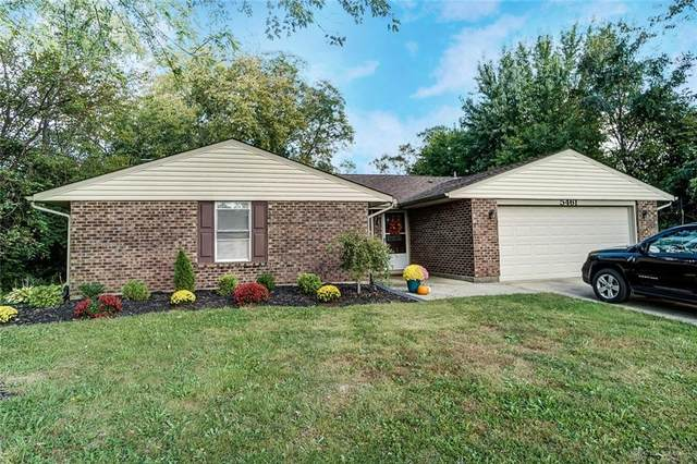 5461 Woodgate Drive, Huber Heights, OH 45424 (MLS #851093) :: The Westheimer Group