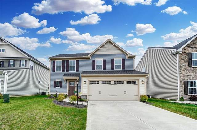 6291 Willow Oak Drive, Huber Heights, OH 45371 (#851094) :: Century 21 Thacker & Associates, Inc.