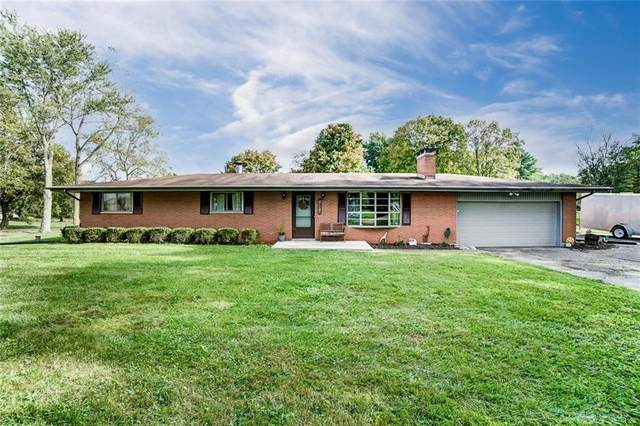 7706 Bellefontaine Road, Huber Heights, OH 45424 (MLS #851095) :: The Westheimer Group