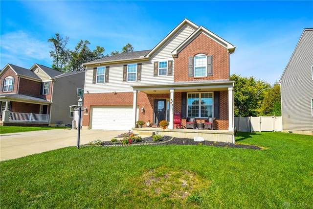 5319 Heather Way, Huber Heights, OH 45424 (MLS #851127) :: Bella Realty Group