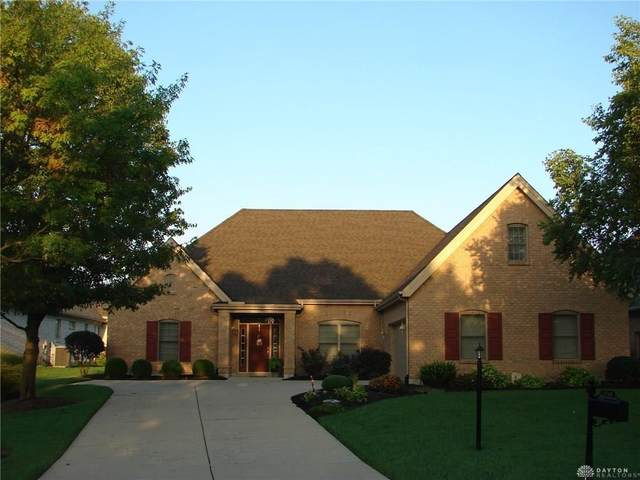 1245 Club View Drive, Centerville, OH 45458 (MLS #851135) :: Bella Realty Group