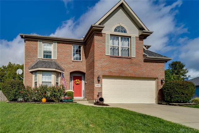 915 Bakersfield Court, Miamisburg, OH 45342 (MLS #851152) :: The Westheimer Group