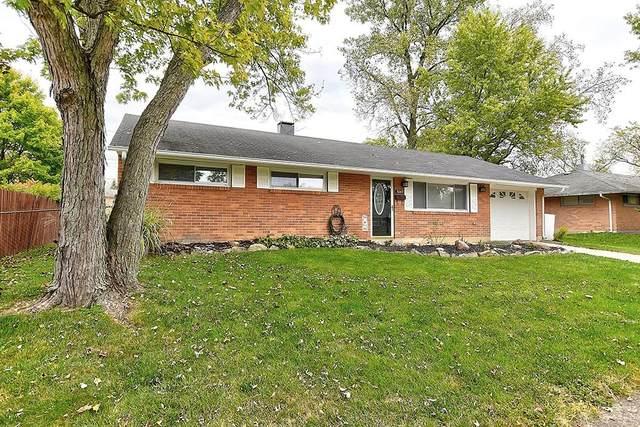 5043 Renard Drive, Huber Heights, OH 45424 (MLS #851171) :: The Westheimer Group