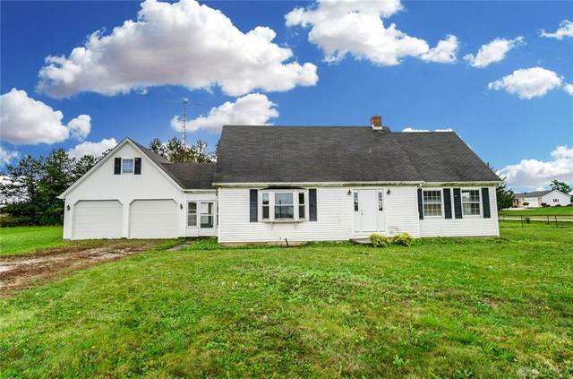 12012 County Road 25A, Sidney, OH 45365 (MLS #851175) :: The Gene Group