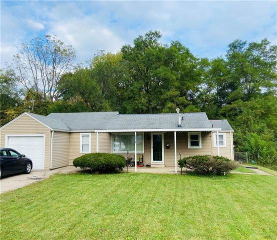 2500 Falmouth Avenue, Dayton, OH 45406 (MLS #851215) :: The Westheimer Group